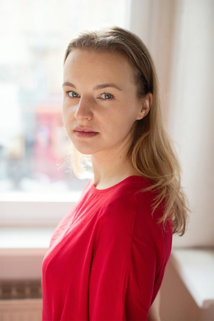 Portrait von Alina Rohde